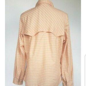 simms Tops - Simms Womens Guide Series Coral  Fishing Shirt L